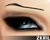 Zkr|Natural Eyebrow Blk