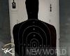 New World Target Sheet
