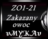 ALIBABA-ZAKAZANY OWOC