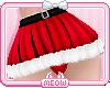 ♥Santa Baby Skirt RL