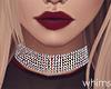 Laice Diamond Choker