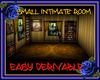 Small Intimate Room