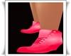 fuscia boots
