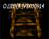 [FCS] BlacKnGold Chaise