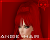 Red Angie Hair*1 Ⓚ