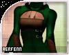 [A] Lily Dress Green