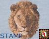 cross stitch stamp