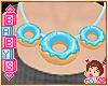 Donut Necklace «