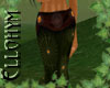 ~E- Gypsy Skirt (Green)