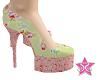 tgirl rose heels