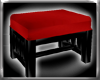 [C] Red And Black Stool