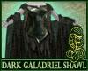 Dark Galadriel Shawl