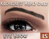 LS*HD Black Eyebrow - 2
