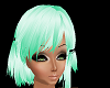 Mint Green Hair F