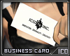 ICO Business Card F