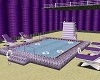 purple pool