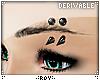 .:Roy:. Eyebrow Spikes L