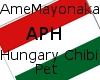 APH Hungary Chibi Pet