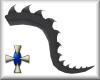Black Dragon Tail