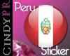 *CPR Peru Flag