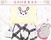 [S] Kids Bunny Yellow