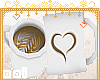 ø. Heart coffee mug m/f