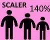Scaler 140%