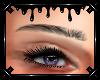 ♡ KD Black Eyebrows M