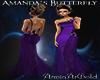 Amandas Butterfly Purple