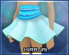 M * Periwinkle Skirt