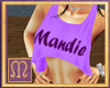 M+Mandie Top