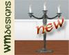WM Spirit candelabra SCC