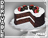 !Cake strawberries DER