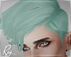 Mint Fate Hair