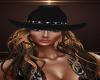 Cinnamon Hat-hair