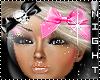 -Shimmer- Hair bow