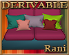 Derivable Small Couch
