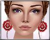 [E]Derv. Thick Earrings
