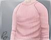 Millennial Pink Sweater