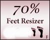 Avatar Feet Scaler 70%