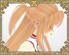 ☽ asuna hair