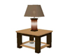 Austin Table & Lamp