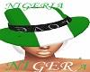 NIGERIA HAT HAIR