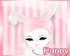 [Pup] Bunny Ears (Drv)