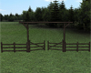 Large Stables Gate