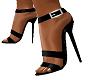 Sweet Desire Black Heels