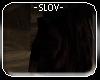 -slov- fur shawl