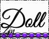 GG: Doll Sign