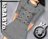 [IB] Houndstooth coat