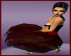 Fantazzia Red Dress